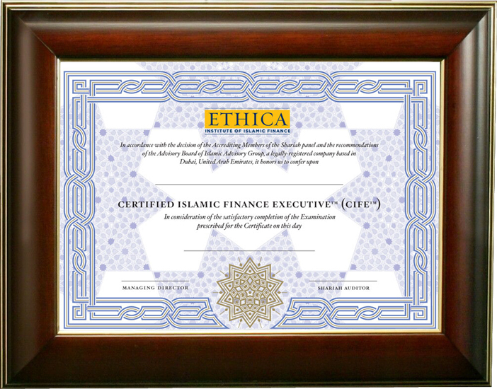 ethica-CIFE-certificate