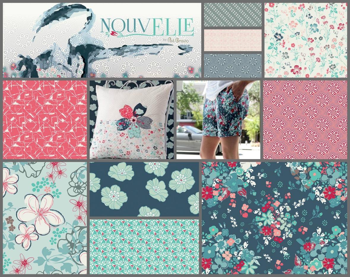 NouvElle Collage