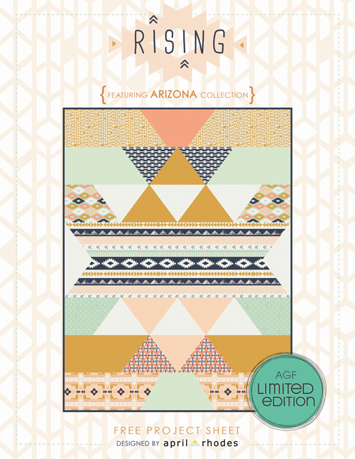 Arizona free quilt pattern