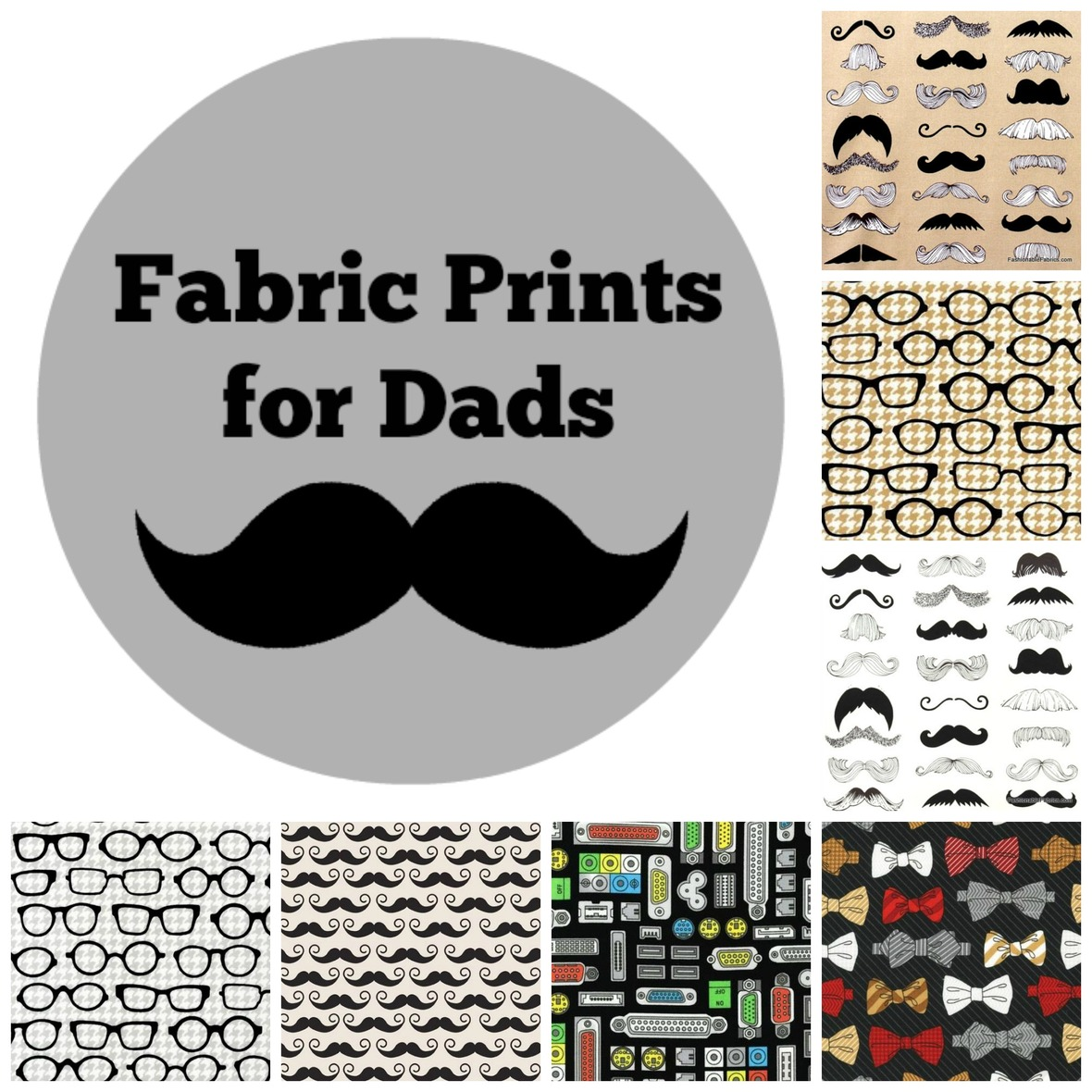 fabric prints for dad collage 2