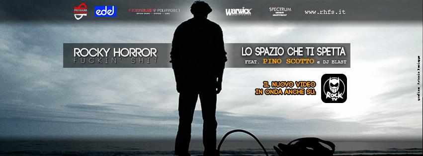 Immagine di copertina Facebook ROCKY HORROR - LO SPAZIO CHE TI SPETTA on ROCK TV