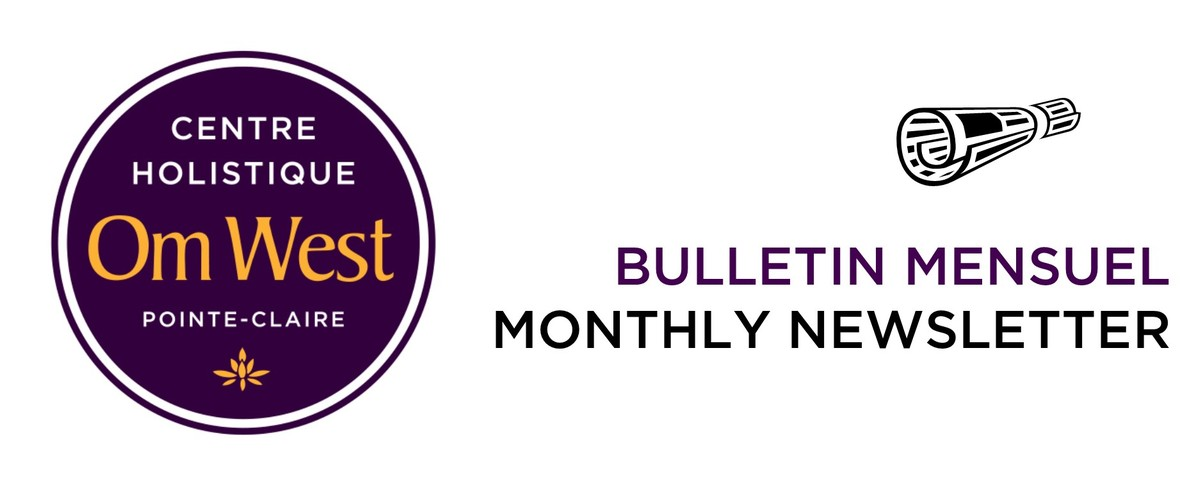 Bulletin Mensuel-Monthly Newsletter