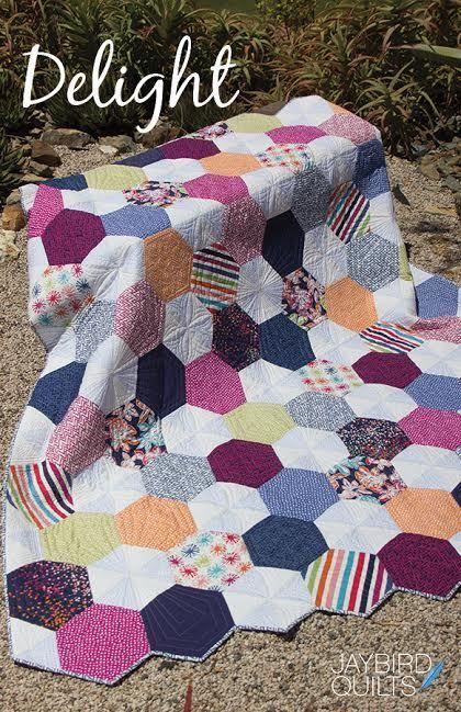 jaybird quilts  delight sewing pattern