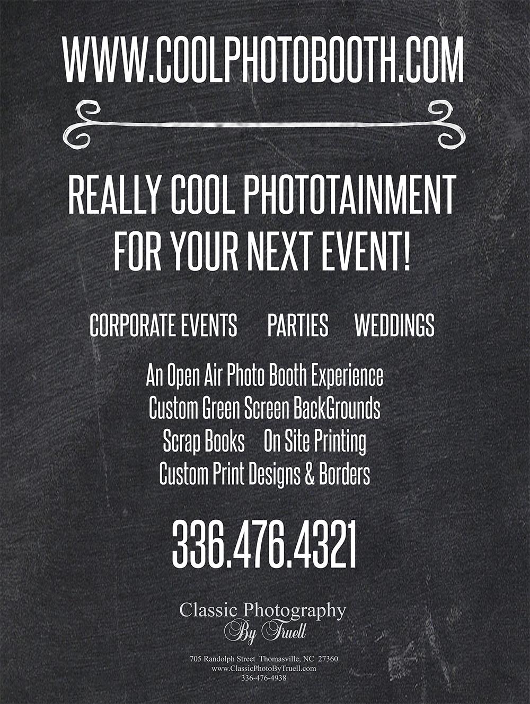 $50 off Photobooth Rental