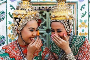 cultuur-thailand 2 dames