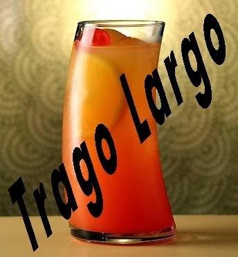 Trago largo tequila-sunrise