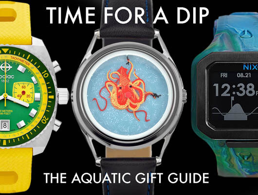 WATER-WATCHES