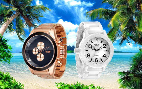 Tropical-Beach-Watches
