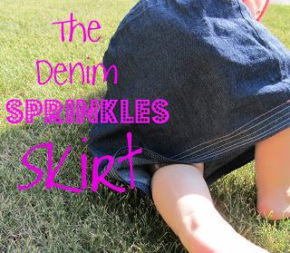 denim sprinkles