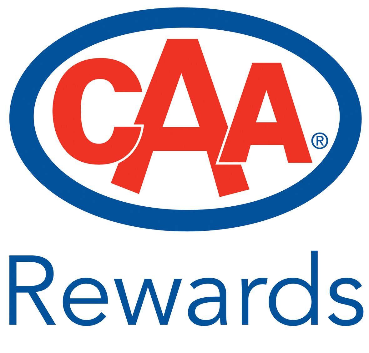 CAA Rewards Logo - EN