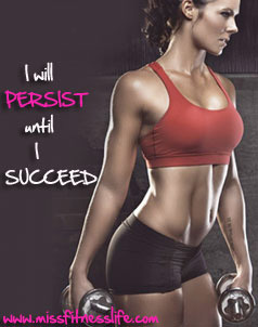 Missfitnesslife willpersist