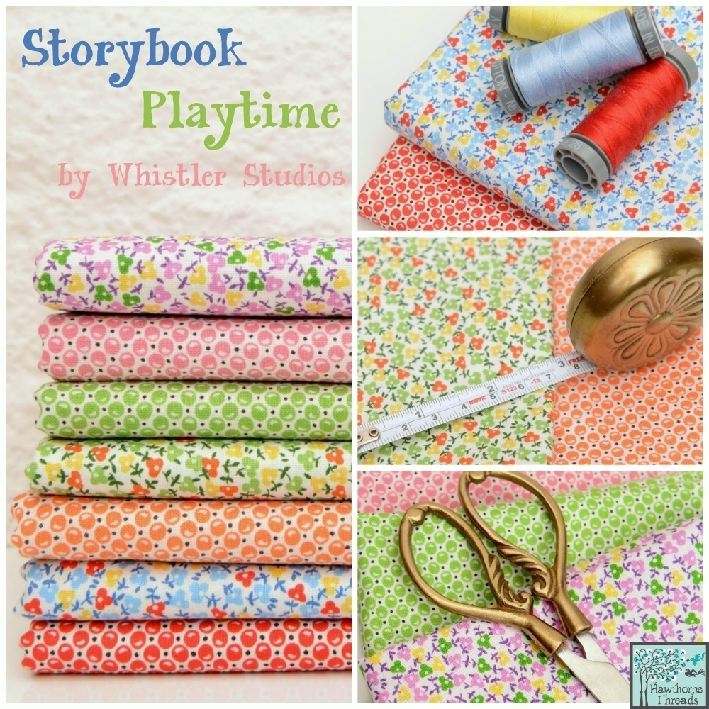 Storybook Playtime Poster 2