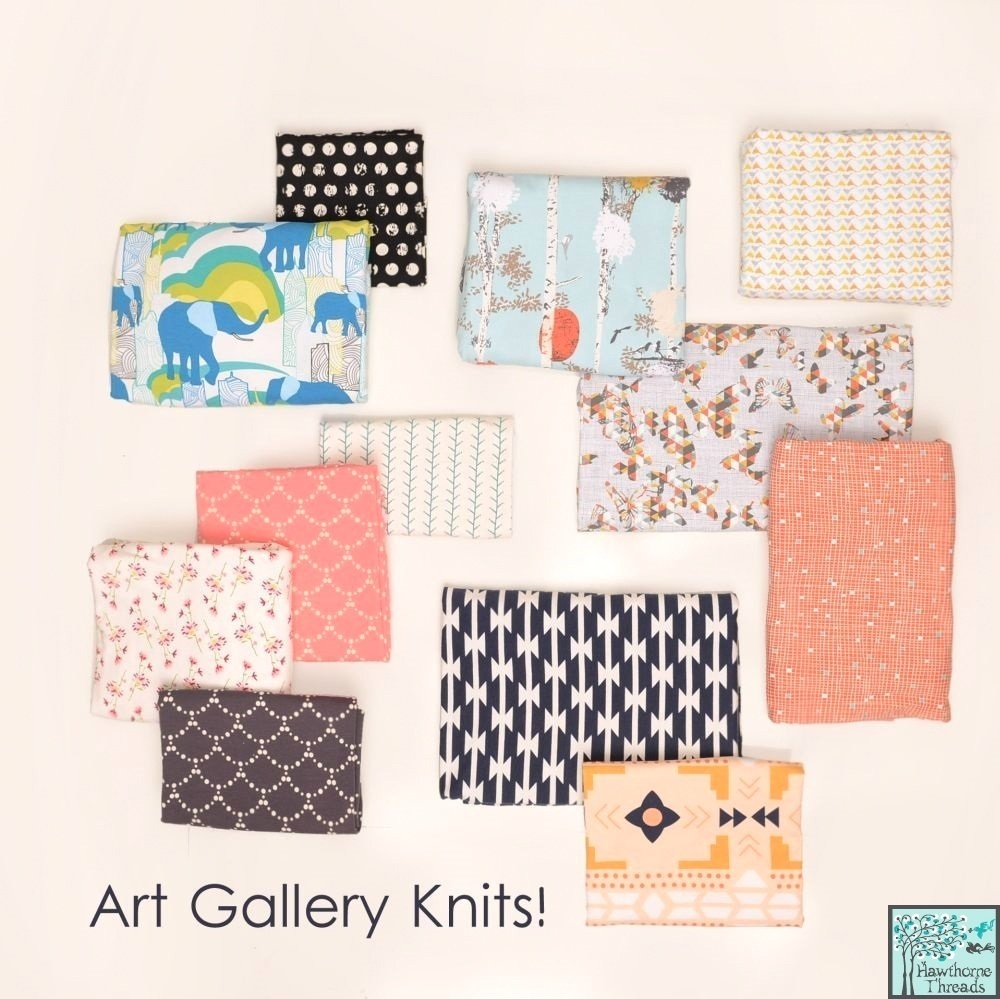 Art Gallery Knits Poster