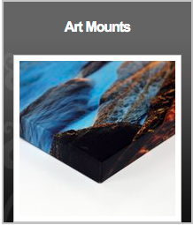 art mounts