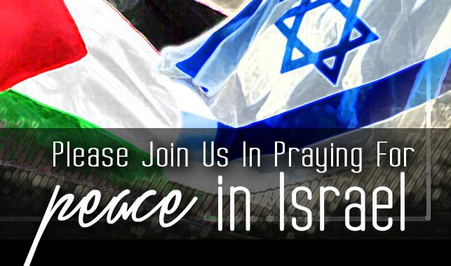 IsraelPrayforPeaceJune2014