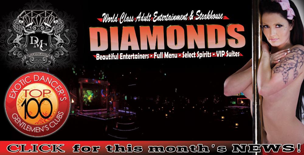 Diamonds Mens Club Cleveland Ohio