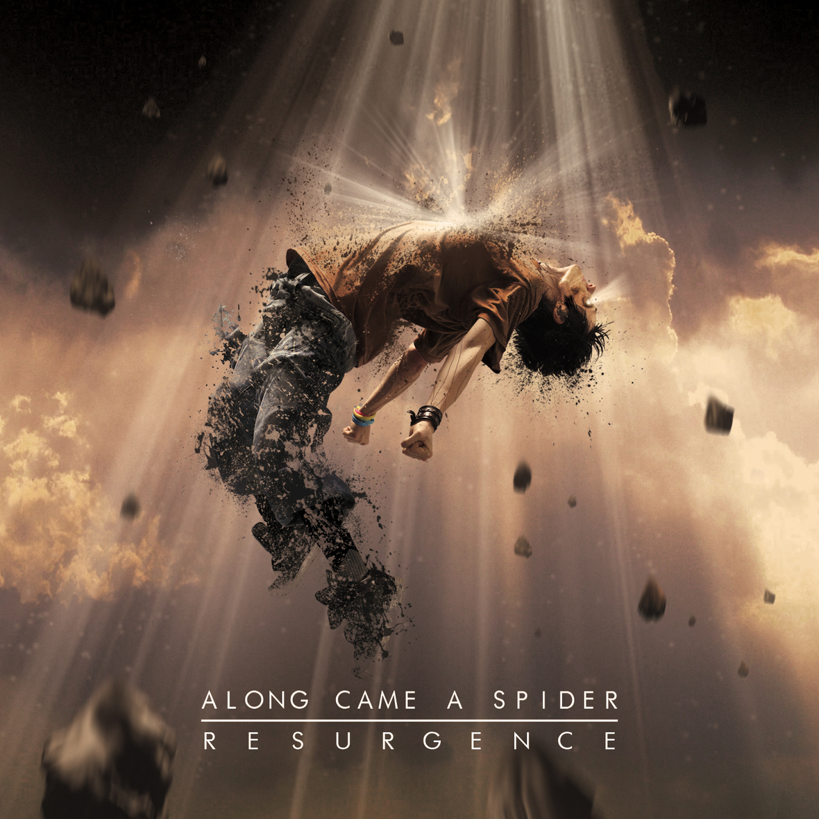 along came a spider resurgence cover
