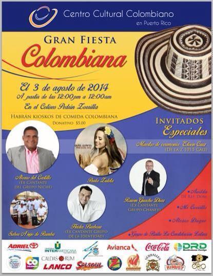 Festival Colombiano Puerto Rico 2014  1