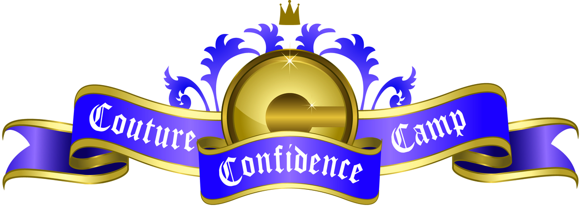 Couture Confidence Camp Banner