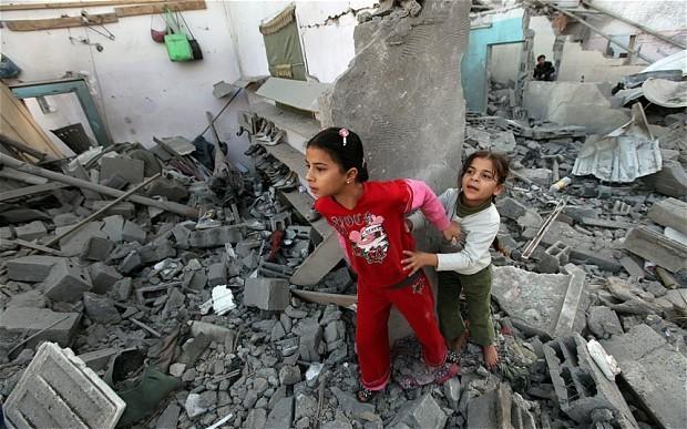 gaza children massacres