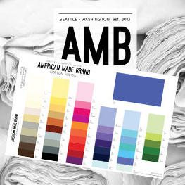 amb color card