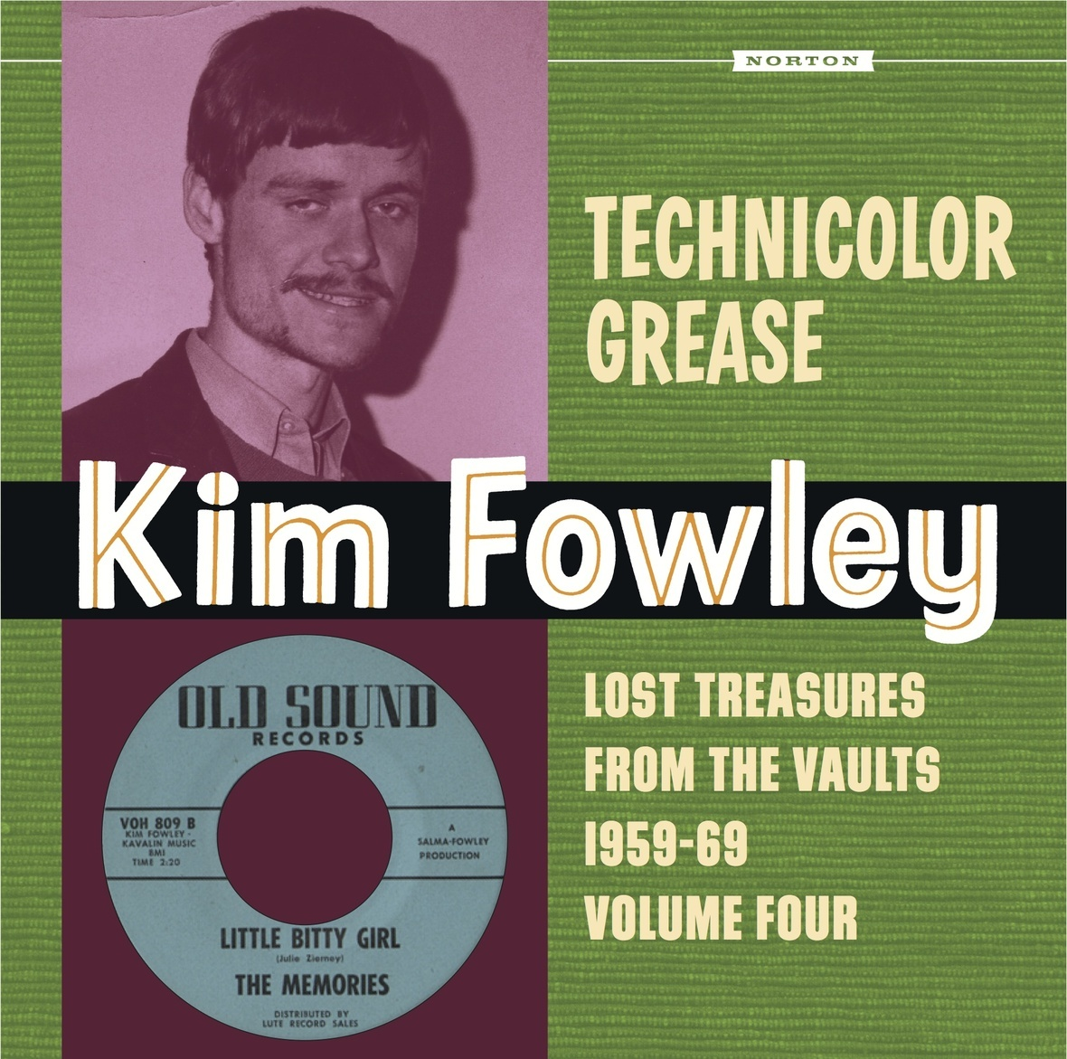 396 Kim Fowley