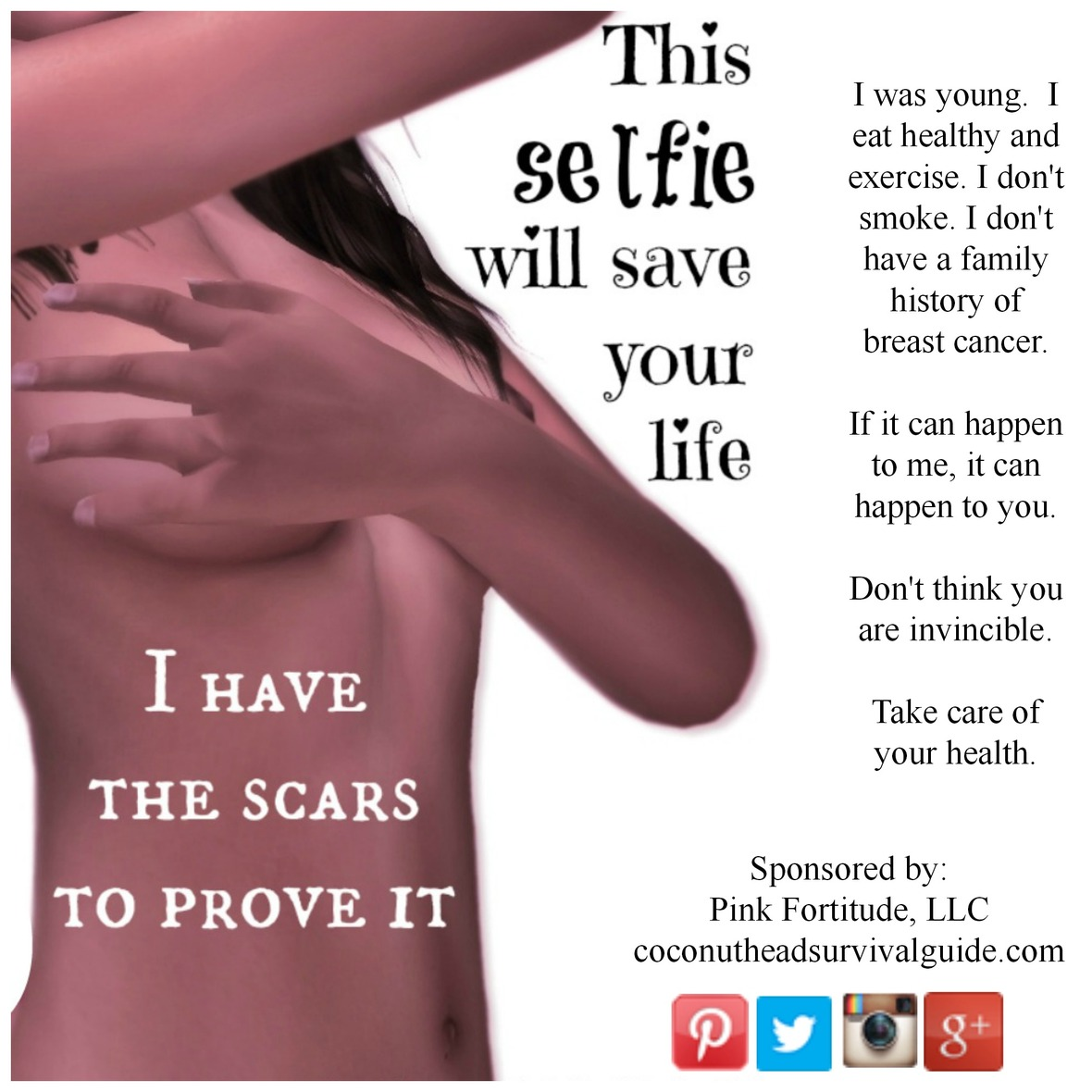 Breast cancer public service announcement