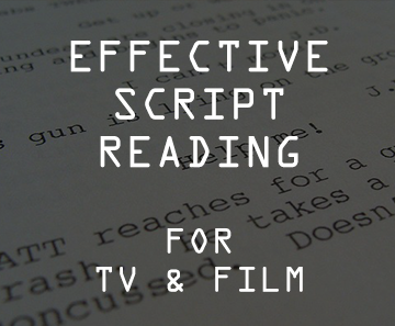 effective script reading