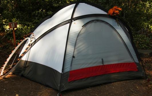 Crop tent