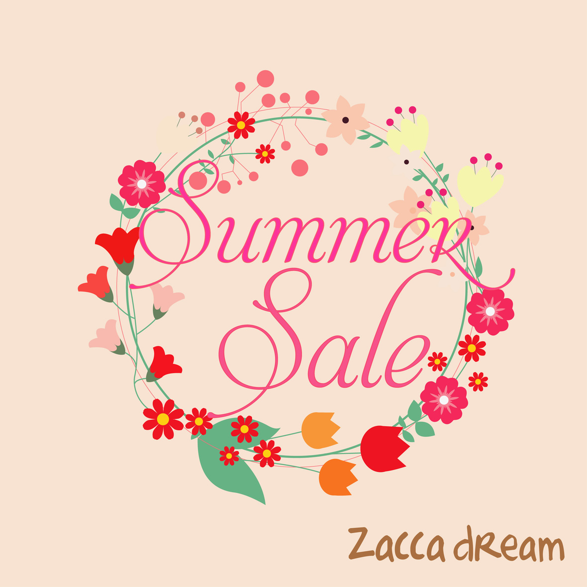 Summer sale POP 2014