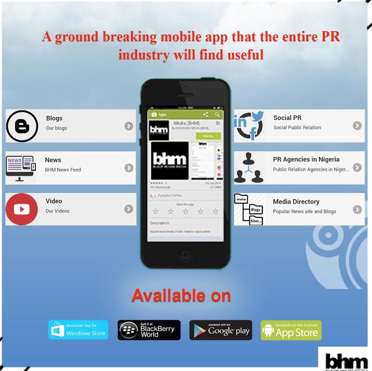BHM App .