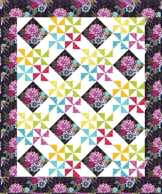 Emmas Garden Quilt