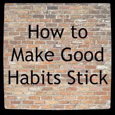 habits image