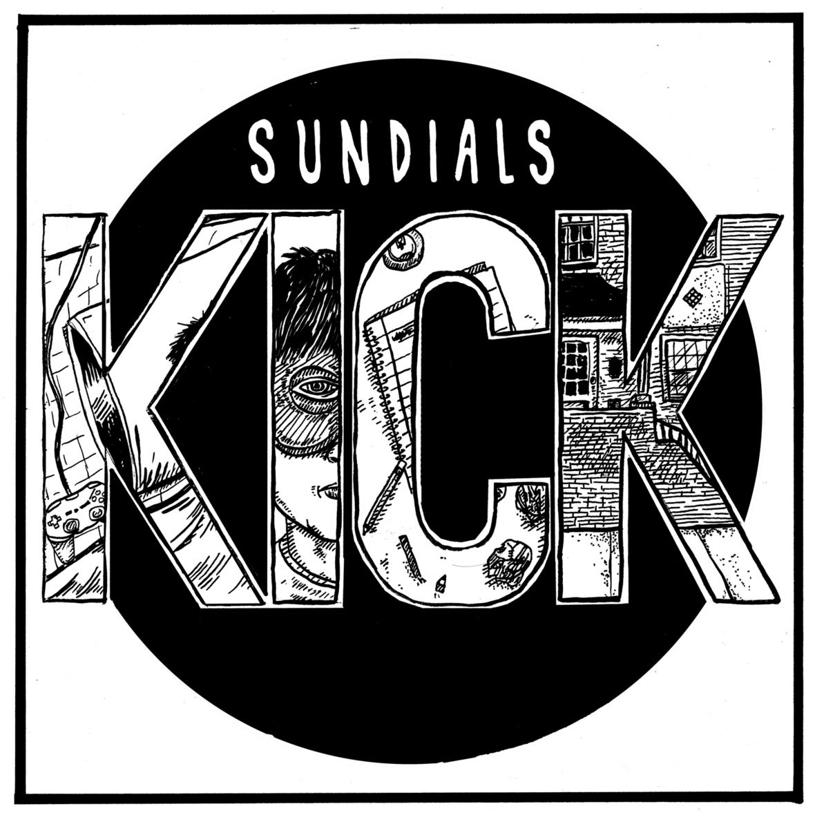 sundials kick cover art