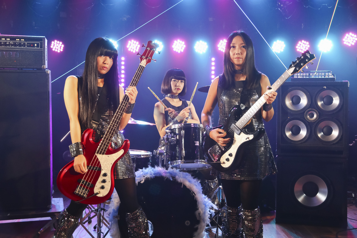 shonen knife on stage aug 2014 use this