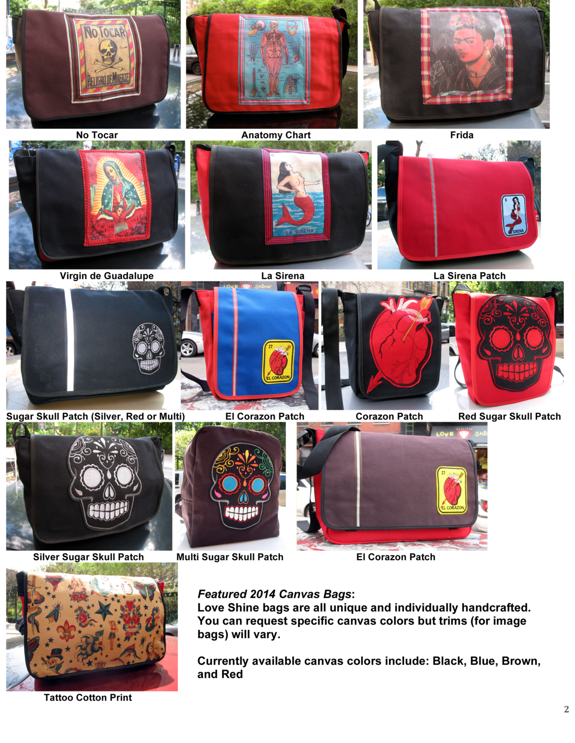 2014 Featured Fall 2014 Canvas Bags-2