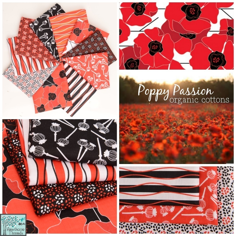 Poppy Passion Organic