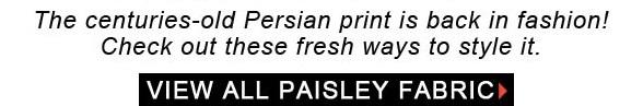Trend Alert Paisley - Blog NL