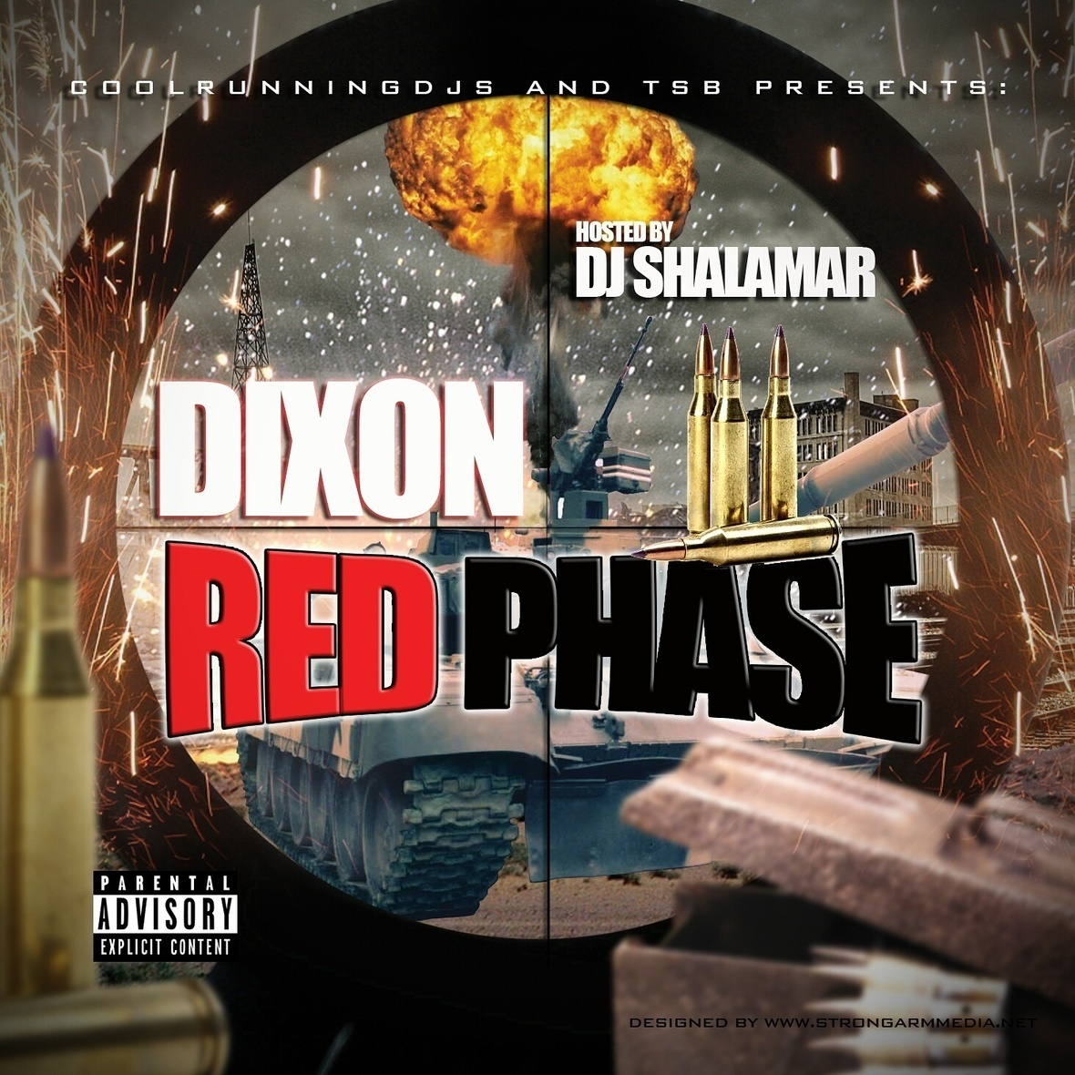 Red Phase Cover