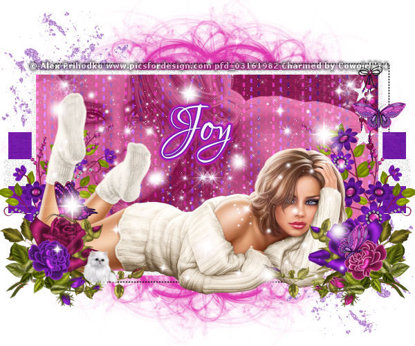 Joy Kickin Beauty  14