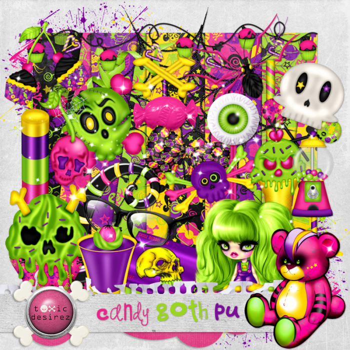 Goth Candy Preview TD-700x700