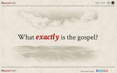 The Gospel Explained