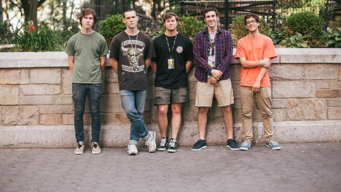 knuckle puck new promo aug 2014
