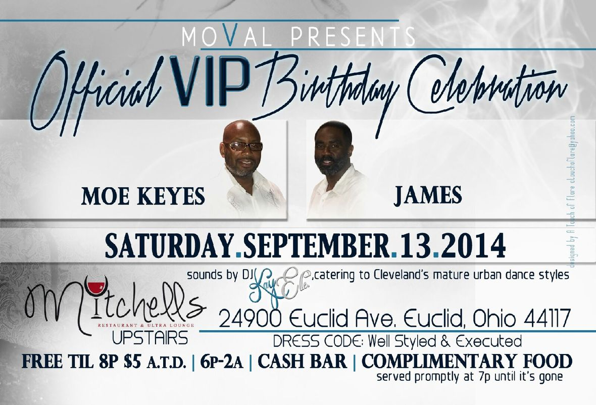 MoVal Bday