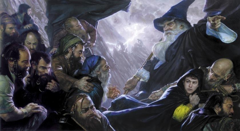 The Hobbit one