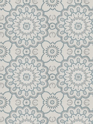 Colonial Beige And Dark Blue Floral Damask Upholstery Fabric Custom Inspiration Colonial Patterns