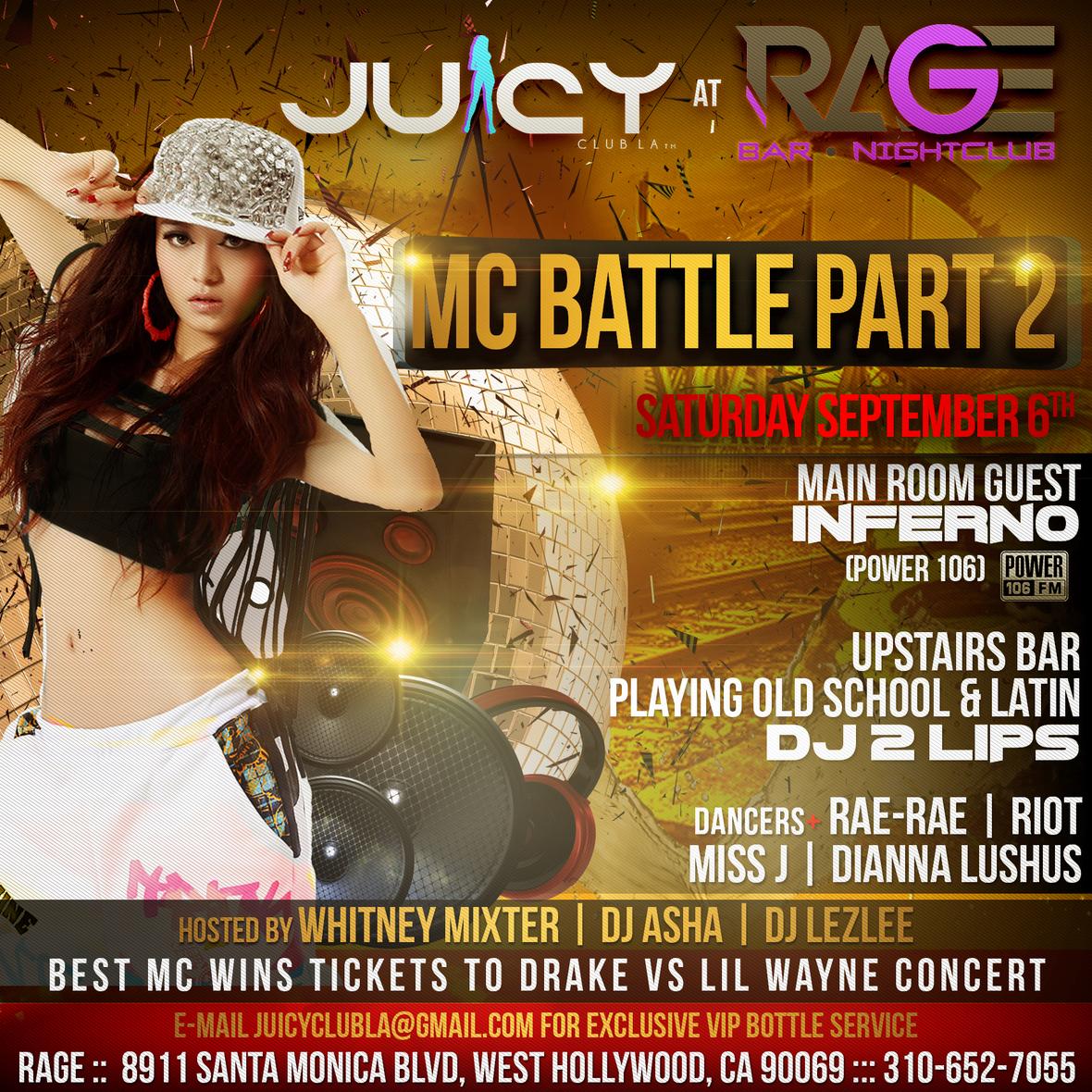 Rage Juicy5