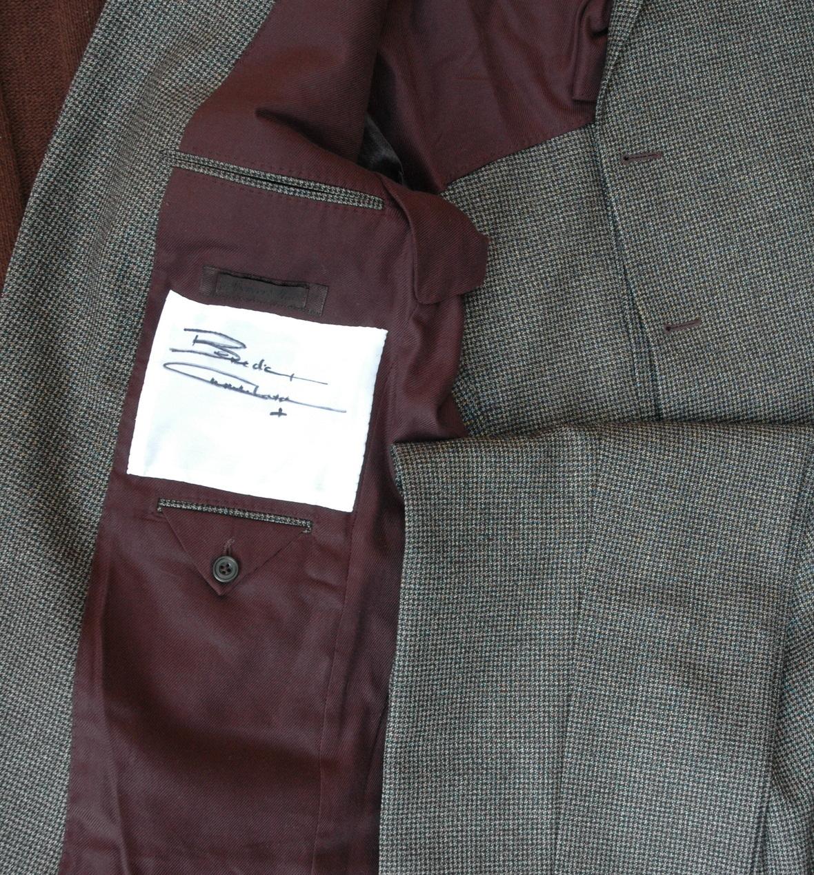 1. Cumberbatch suit label