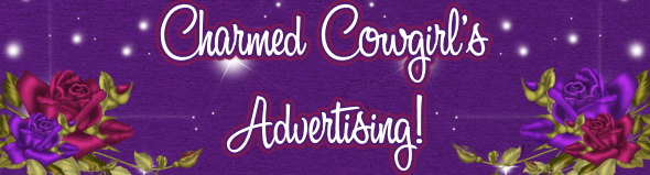 Charmed Cowgirl Advertising