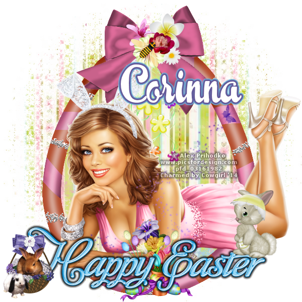 Corinna Happy Easter  14
